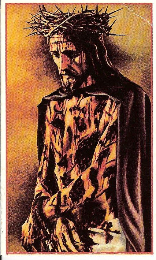 Jesus' Sufferings   dans immagini sacre crucified+jesus