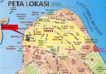 Lokasi Peta