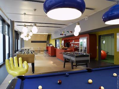 google office zurich. Unique Scoop: Google Office in