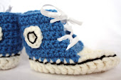 Hekle egne Converse?