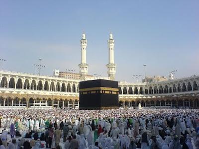 Kaaba Mirror Jimatnya pergi Umrah dan Haji dengan Dinar Emas