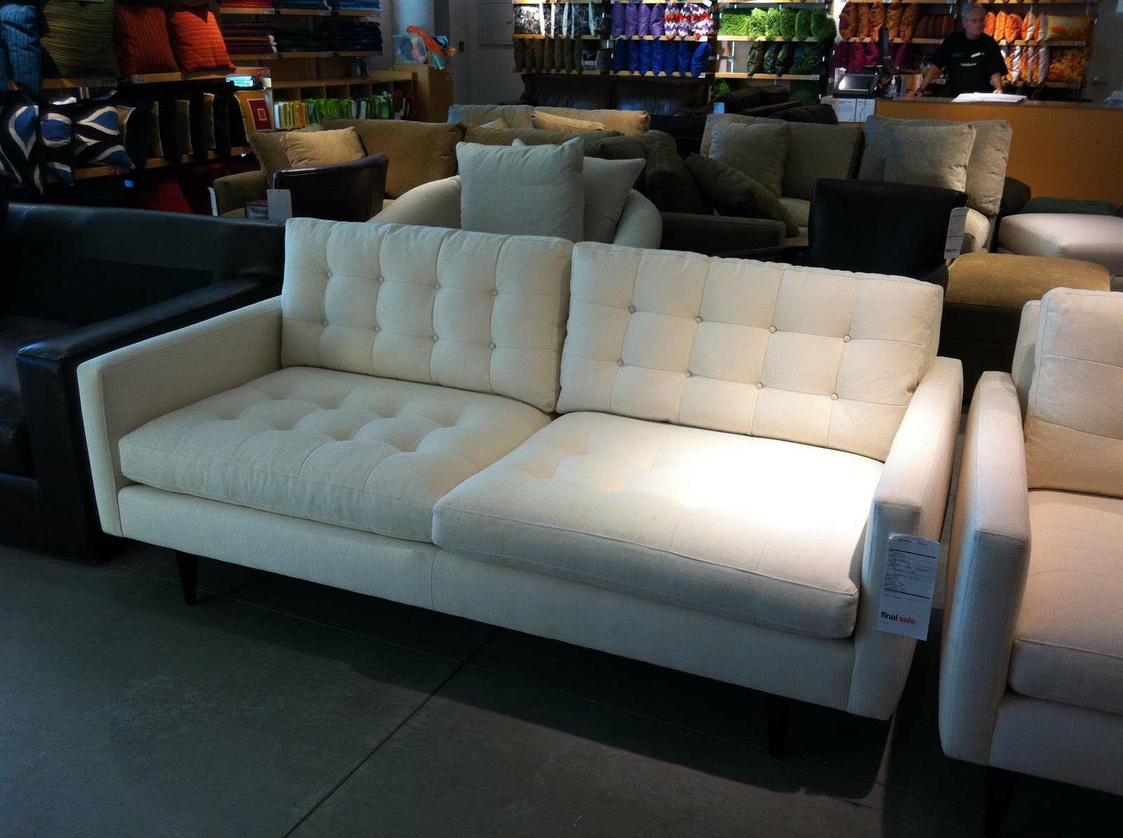 I even came across a couple petrie apartment sofas people love this sofa it would be a steal to buy it at a huge discount