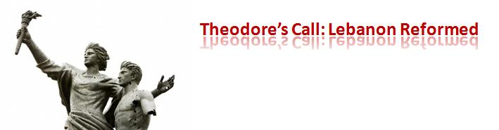 Theodore's Call: Lebanon Reformed