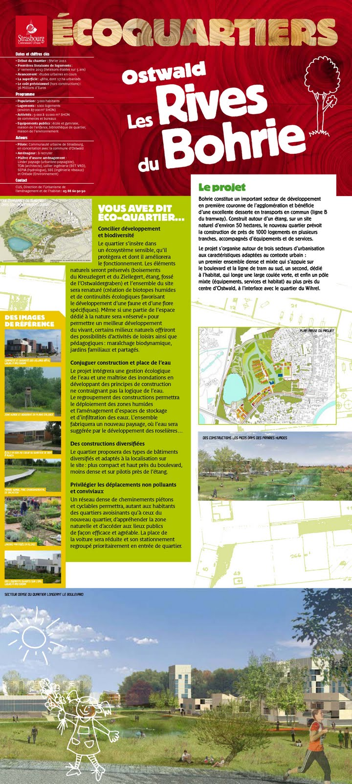 Rives du Bohrie projet 3