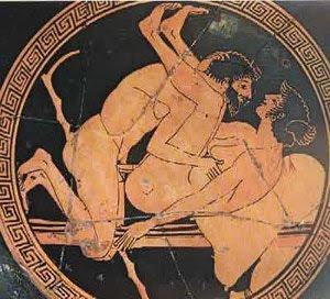 greche primo pelo