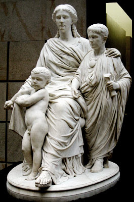 the gracchi brothers A fascinating story of the failed attempt to reform the roman republic by the  gracchi brothers, i nevertheless find it odd that he fails to assign.