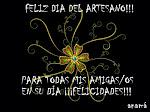 Regalo de ANAMA por el DIA del ARTESANO- Gracias AMIGA!!!!! Igual para vos