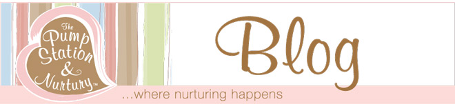 The Pump Station &amp; Nurtury Breastfeeding Blog<br>