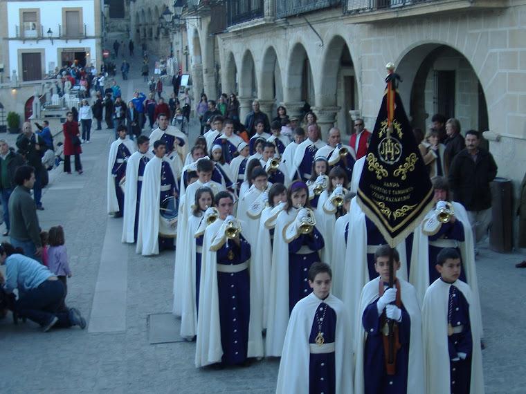 Pasacalles Jueves Santo (San Martin)