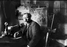 The Painter in His Studio Nancy France
