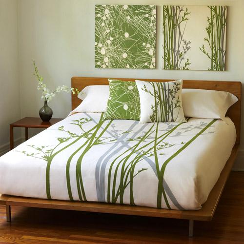 Glass bird home wishlist wednesday for Eco friendly bedroom ideas