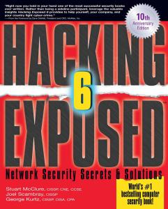 ethical hacking best book pdf