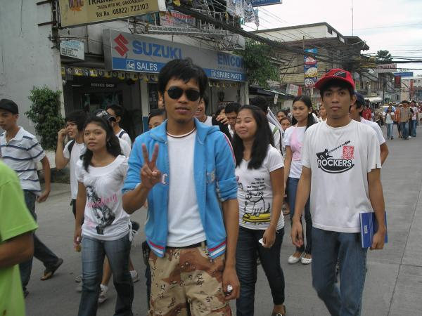 Walk for Peace 2008