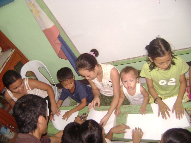 Peace Workshop @ Brgy. 27   July 25,2010