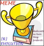 Premio Meme (R)Evolution al Blog scienzafumetti