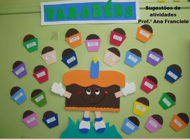 Decoracao De Sala Infantil ~  parte da decoração de sala do # decoracao de sala educacao infantil