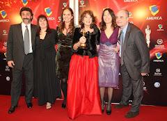 Premios Martin Fierro 2009 (Gracias APTRA)