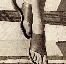 BMC sandals