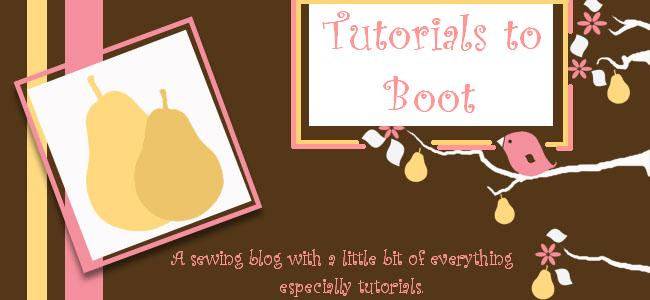 Tutorials to Boot