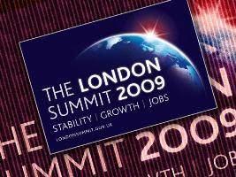 G20 London Summit 2009