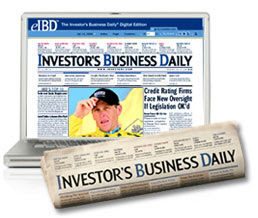 Investors Business Daily Online Newspaper