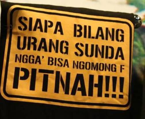 Kamus Bahasa Sunda – Inggris