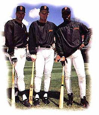 Clark, Williams, and Bonds