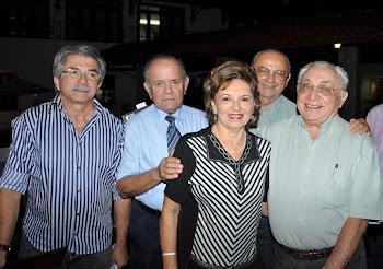 José Teles, Pedro Henrique Saraiva Leão, Giselda, José Maria Chaves e Pedro Paulo Montenegro