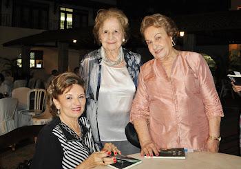 Giselda, Suzana Ribeiro e Cybele Pontes