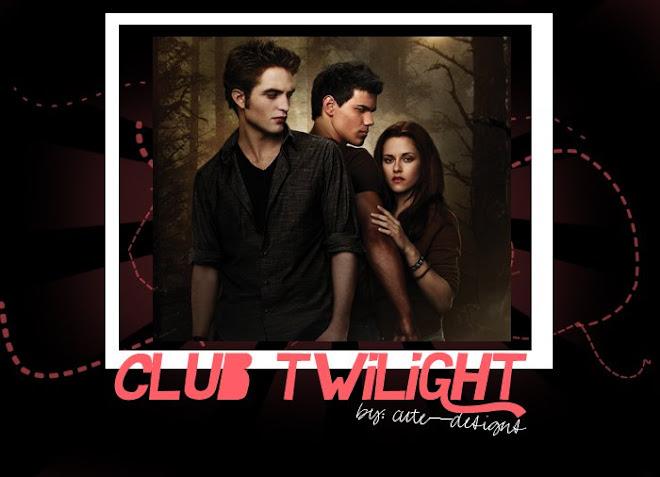 ...Club Twilight; Por Que No Hay Amor Tan Peligroso Como El Nuestro...