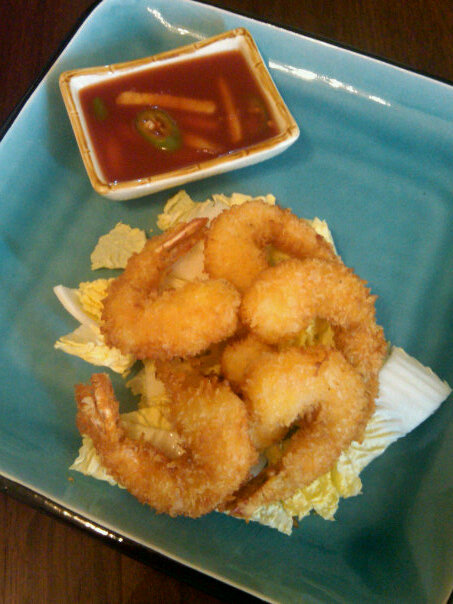 Welcome to Jinkzz's Kitchen: Japanese Style Deep Fried Shrimp