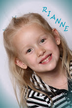 Rianne Heather 3 years old