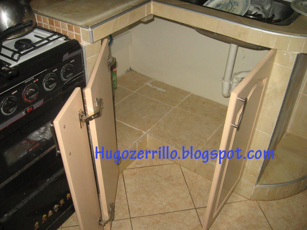 Bisagras Para Puertas De Cocina | Muebles De Melamine Galeria Cocinas