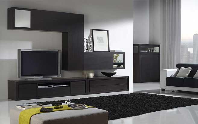 Muebles de Melamine GALERIA PARA SALA