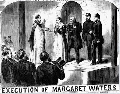 Execution Women Hanging