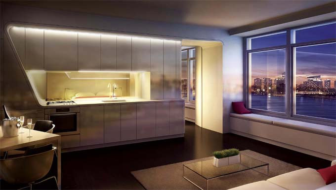 New York Apartment Design Competition