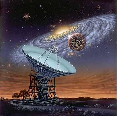 LA FÍSICA ESTA DENTRO DE TI: Radiotelescopio y la Radioastronomía