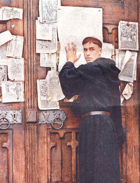 95 theses rap yale
