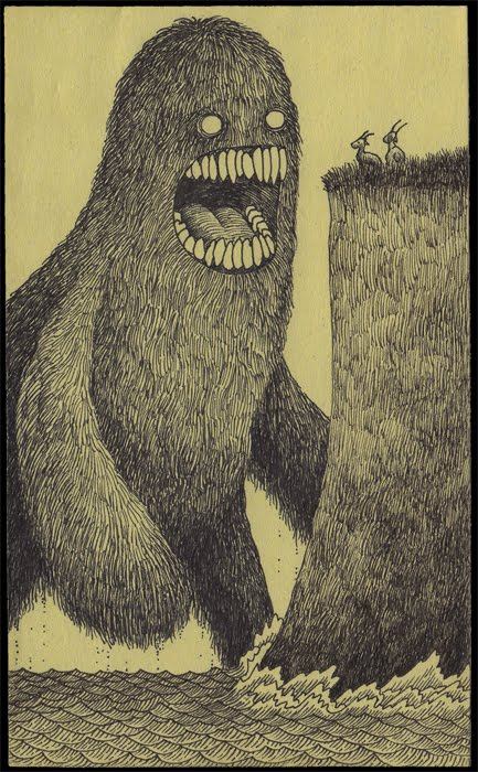 Monster by Don Kenn