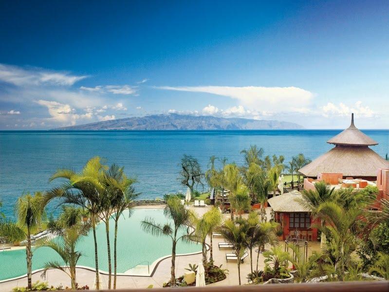 Europe 39 s best beach resorts - Hotel abama tenerife ...