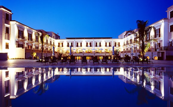 Europe's best beach resort