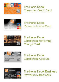 home depot credit card payments - 28 images - home depot ...