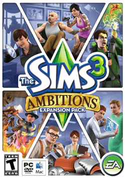 The Sims 3: Ambitions Walkthrough &amp; Cheat Codes