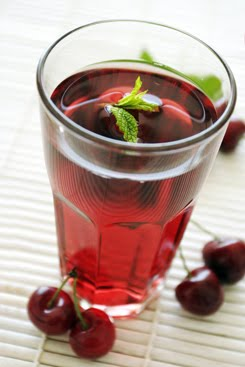 Benefits of dark cherry juice
