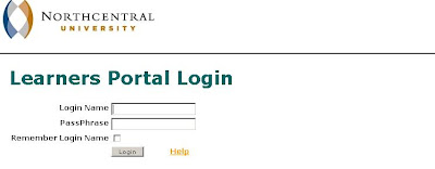 Northcentral University: Login to Learners Portal at Learners.ncu.edu
