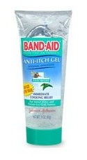 Johnson And Johnson Band Aid Anti Itch Gel