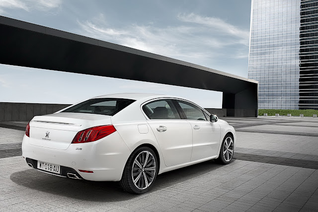 2011 Peugeot 508 : Specifications, Pictures & Price Prediction
