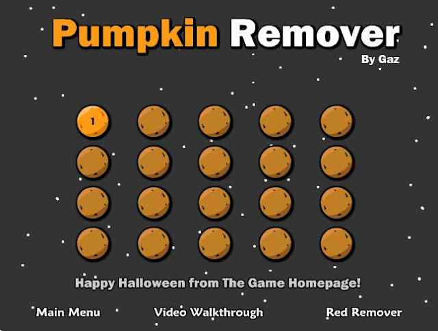 Play Pumpkin Remover 2 Game online with Walkthrough