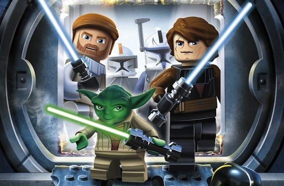 LEGO Star Wars 3: The Clone Wars - Release date in February 2011
