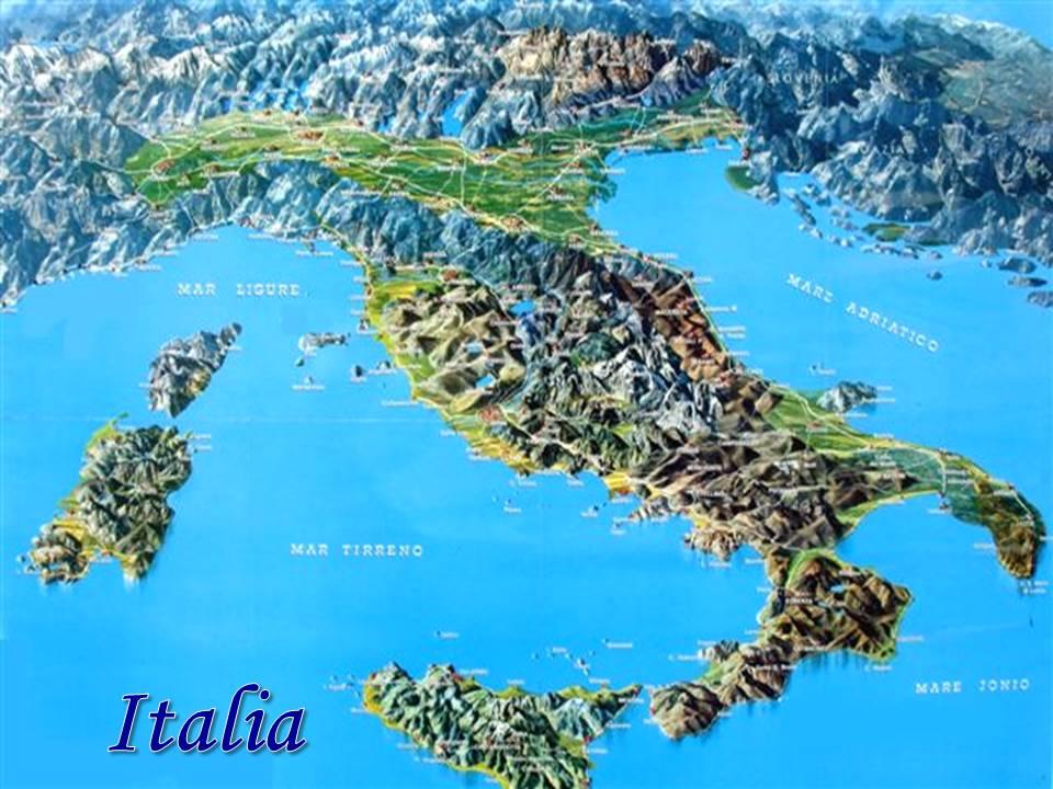 Excepcional Parlando d'Italia: Cidades Italianas YU01